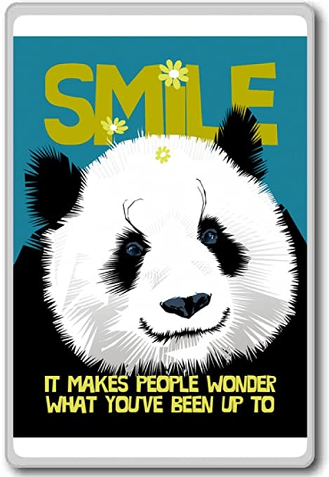 Smile It Makes People Wonder What Youve Been Up To Motivational
