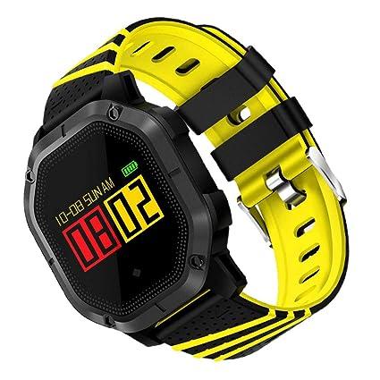Amazon.com: Prettyia Smartwatch, Sport Activity Tracker ...