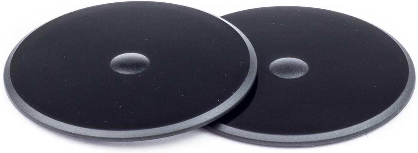 Discos adhesivos, para el salpicadero para todos los navegadores TomTom & Garmin GPS GO, Start, Via, GO Basic, Go Essential, Professional, Camper, Rider, Garmin Drive, Drivesmart, Driveassist, Nuv