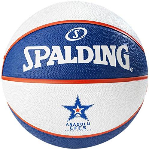 Spalding EL Team ANADOLU Istanbul SZ.7 (83-076Z) Balones de ...