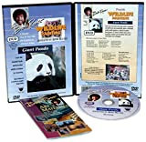 Martin - F. Weber TBW06DVD Ross Dvd Wildlife Painting Giant Panda 50 Minute