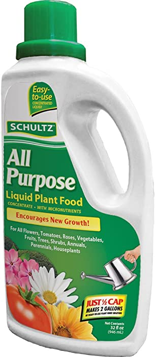 Top 9 Schultz Plant Food 321010