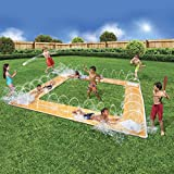 BANZAI Spring and Summer Toys Grand Slam Baseball Water Slide