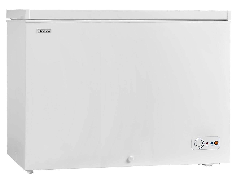 Meireles MFA 310 W Chest Freestanding White A+ 306L - Congelador ...
