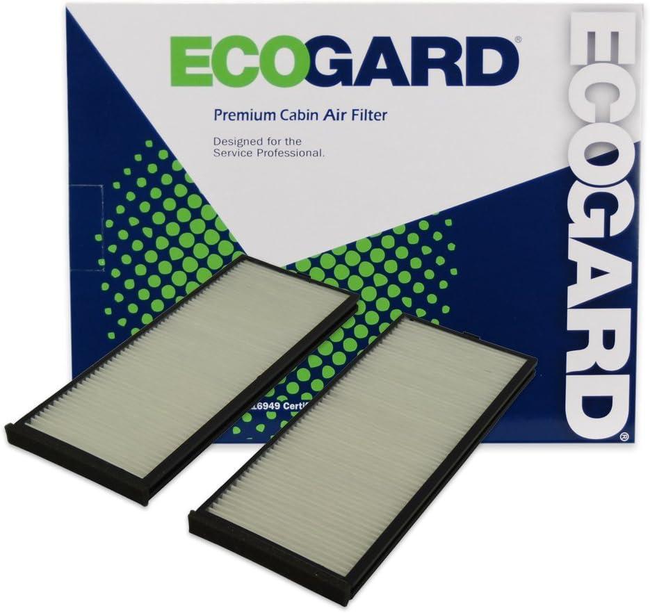 ECOGARD XC25878 Premium Cabin Air Filter Fits Hyundai Accent 2002-2005