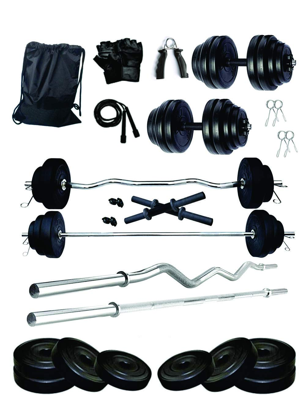FitBox Sports Intruder Home Gym Set