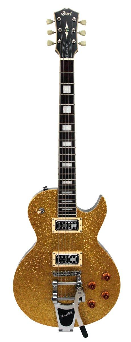 CORT CR CUSTOM BV GOLD SPARKLE: Amazon.es: Instrumentos musicales