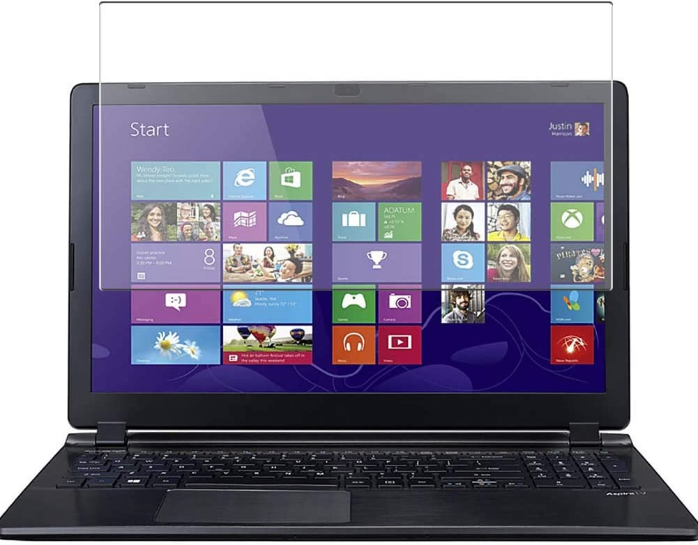 Puccy Privacy Screen Protector Film, Compatible with ACER ASPIRE V5-552 / V5-552G / V5-552P / V5-552PG 15.6
