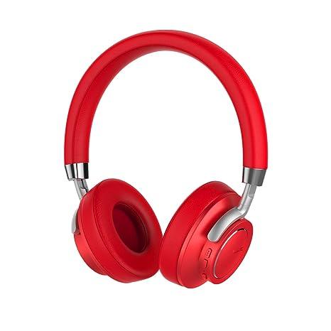 Auriculares intrauditivos Bluetooth 4.1 [Alámbrico e inalámbrico] HAVIT Auriculares estéreo recargables sin ruido,