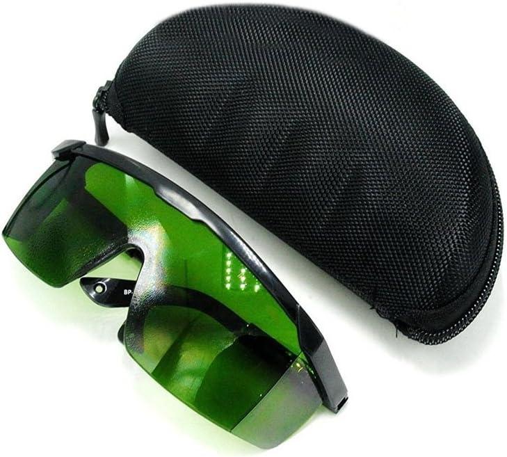 Nadalan Gafas Protectoras del Laser infrarrojo de 1064nm Gafas / 200-450 y 800-2000nm Gafas