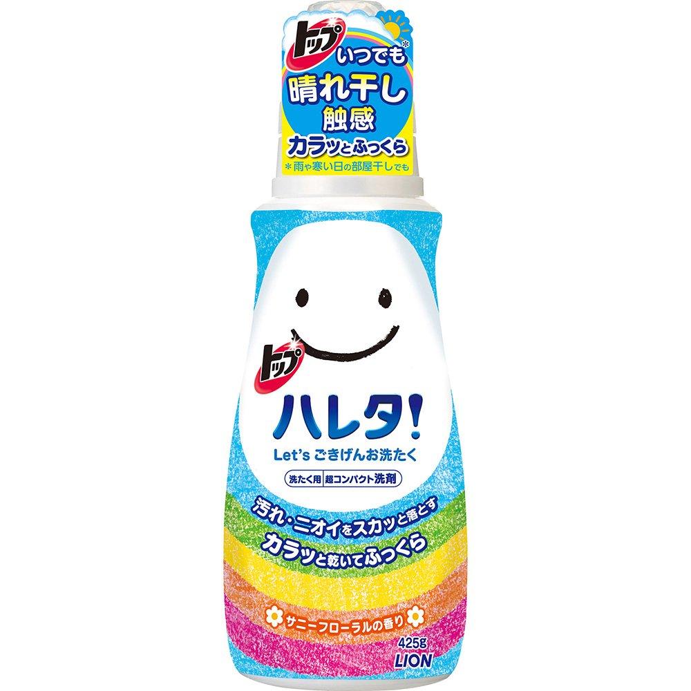 トップ ハレタ 洗濯洗剤 液体 本体 425g