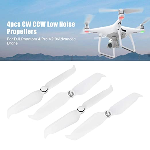 Blue Mini Drone Blue White Propeller Blades Props 5x Propellers