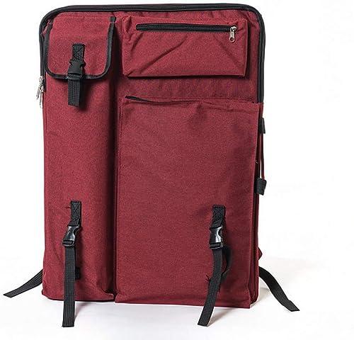 Sleeri 4K Canvas Artist Portfolio Bag