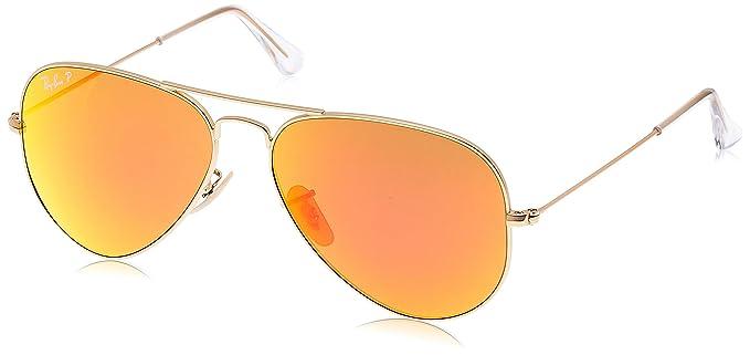 Ray-Ban 0rb3025 - Gafas de sol polarizadas para aviador