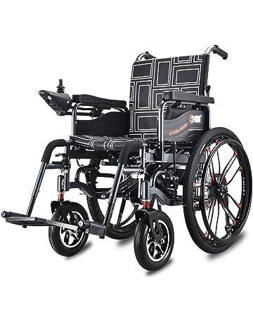 JBP max Silla de Ruedas, Silla de Ruedas eléctrica, Anciano, Inteligente, discapacitado