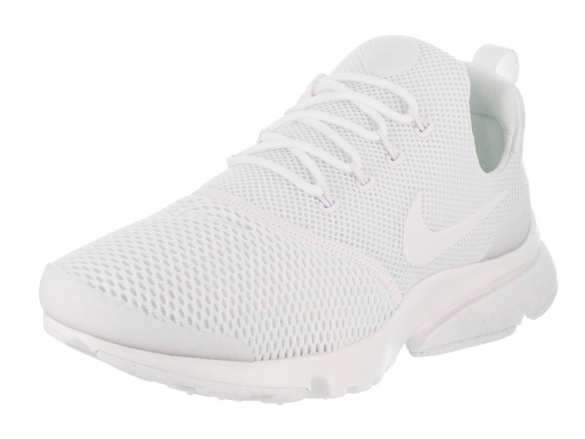 NIKE Presto Fly Womens Running Shoes B0725GBZSD 8.5 B(M) US|White/White/White