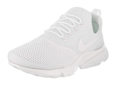 pretty nice a0a04 195fc Nike Women s s WMNS Presto Fly Running Shoes, White 101 ...
