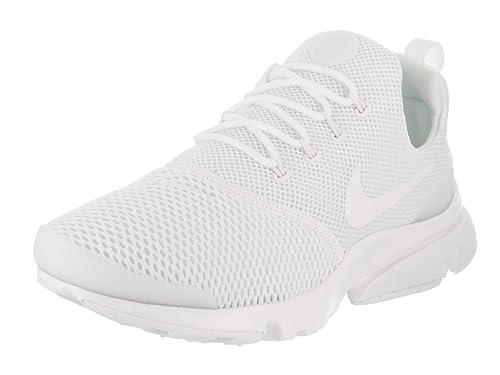 look out for buying new discount shop NIKE , Damen Presto Fly Gymnastics Schuhe,Weiß (White/White/White 101),  40.5 EU (6.5 UK)