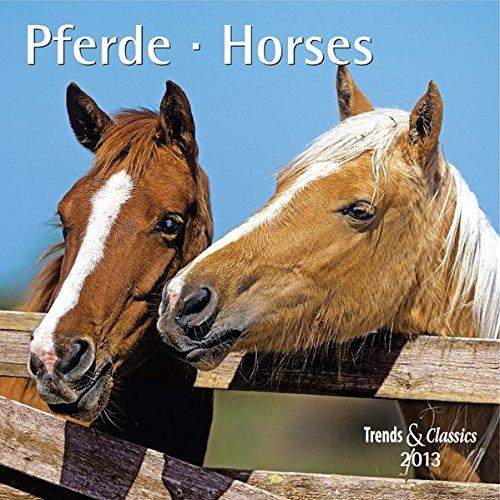 Pferde - Horses 2013. Trends & Classics Kalender