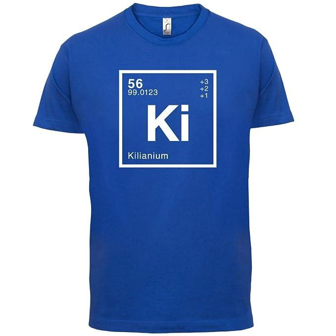 Kilian Periodensystem - Herren T-Shirt - 13 Farben: Amazon.de: Bekleidung