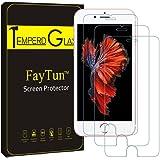 iPhone6S 6 保護フィルム-FayTun(3枚セット)iPhone6S 6 ガラス フィルム- 9H 自己吸着 高透明 飛散 指紋防止