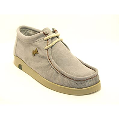 700 - Wallabees gris (43)