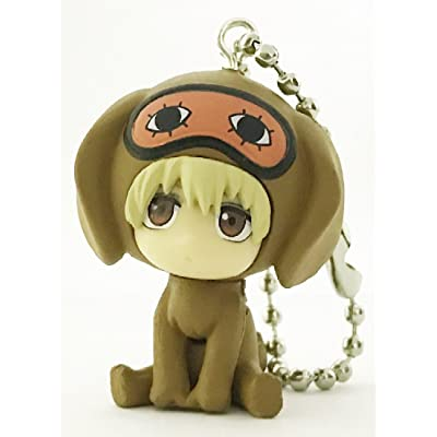 Gintama Sougo Figure Keychain ~ Animal Cosplay Okita Sougo: Toys & Games