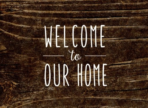Welcome to Our Home: AirBnB Guest Book (Guest Book for Vacation Rentals & - Book Vacation For Guest Home
