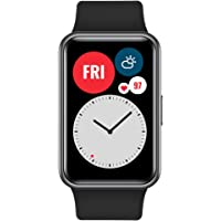 """HUAWEI Watch FIT - Smartwatch con Cuerpo de Metal, Pantalla AMOLED de 1,64"""", hasta 10 días de batería, 96 Modos de…"""
