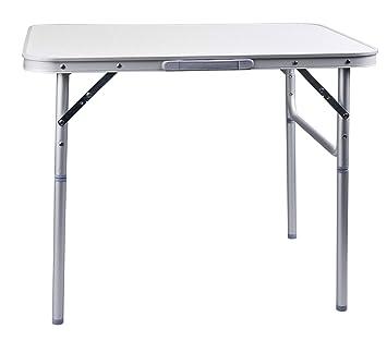 Amazon De Aluminium Klapptisch Campingtisch 75x55cm Gartentisch