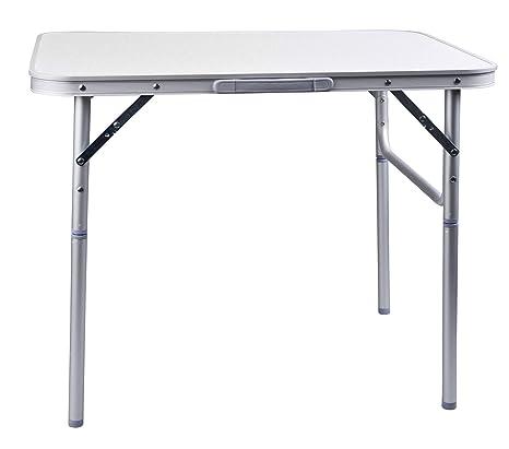 Tavolino Campeggio Pieghevole Alluminio.Camp Active Tavolo In Alluminio Pieghevole Campeggio Tavolo 75 X 55 Cm Giardino Tavolo Tavolino Pieghevole Tavolo Da Picnic In Alluminio Tavolo