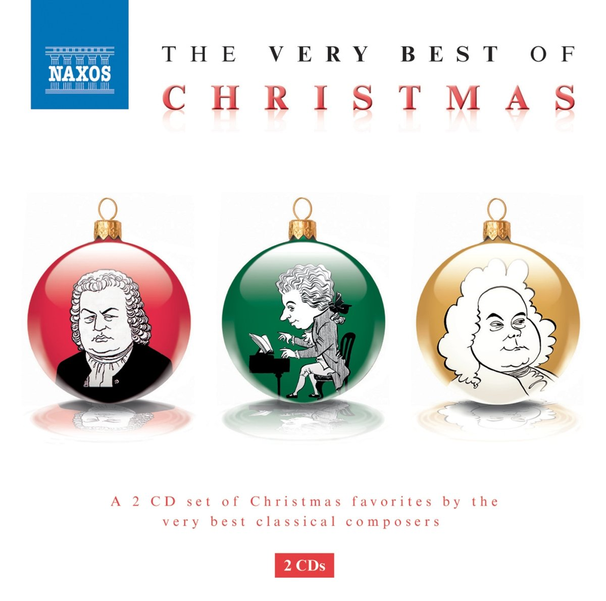 various artists very best of christmas various amazoncom music - Best Christmas Cds