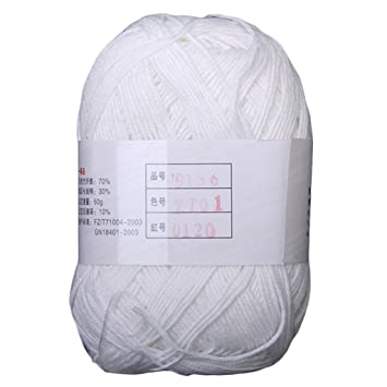 Tencel Bambus Baumwolle Garn Fur Baby Amazon De Kuche Haushalt