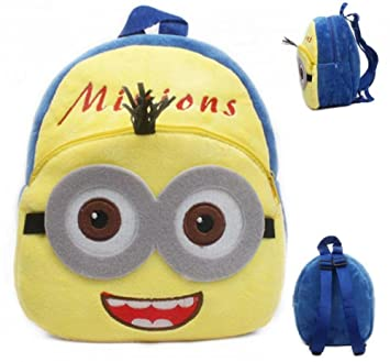 Cartoon kids plush backpack toys mini schoolbag Childrens gifts kindergarten boy girl baby student bags lovely