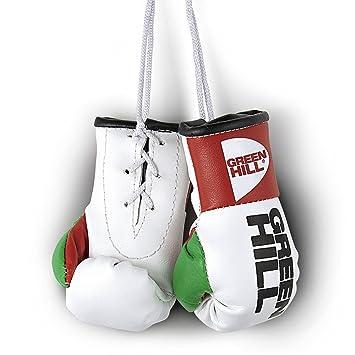 GREEN HILL Mini Gloves guantini Gadget Boxeo Llavero Boxeo Italia Guantes Guantes