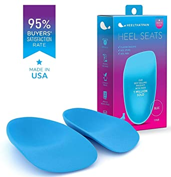 ac8bd4dca8 Heel That Pain Plantar Fasciitis Insoles | Heel Seats Foot Orthotic Inserts,  Heel Cups for