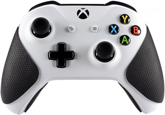 eXtremeRate Pegatina Antideslizante con Textura de Goma para Agarre del Mando Xbox One/Xbox One X/Xbox One S- Mejore el Agarre y la Comodidad: Amazon.es: Electrónica