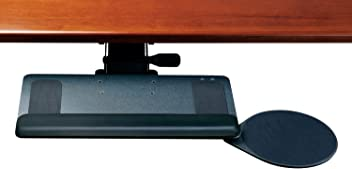 Humanscale 900 Standard Keyboard Tray System w/ 6G Arm mechanism, 12R Right Mouse,