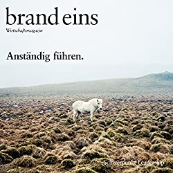 Stirb langsam, Enscheider (brand eins audio: Leadership)