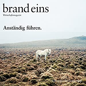 brand eins audio: Leadership Hörbuch