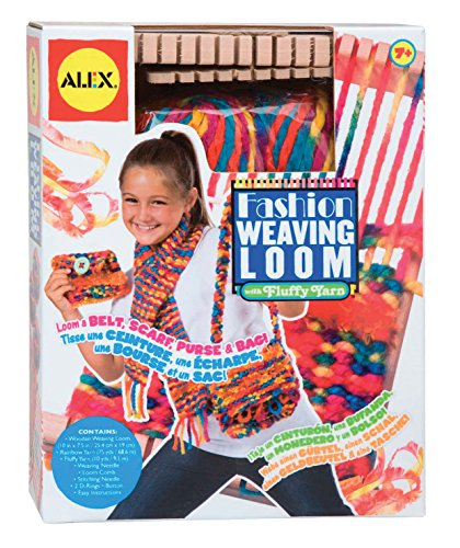 ALEX DIY Fashion Weaving Loom