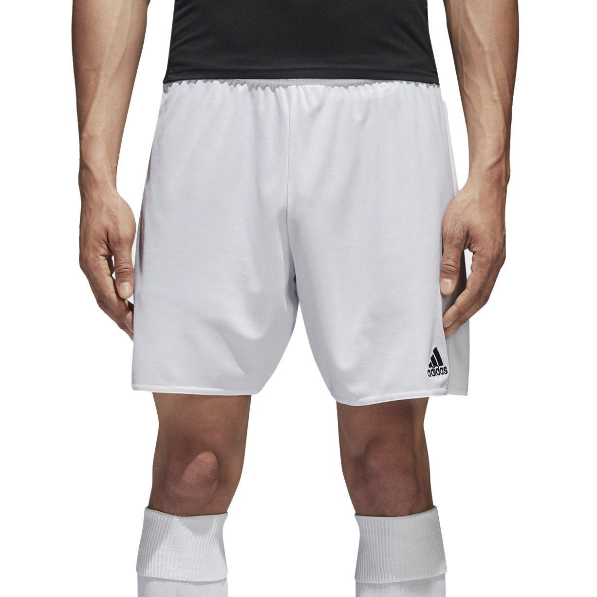 Adidas Parma 16 SHO Pantalones Cortos, Hombre, Blanco (White/Black), XL AC5254-164