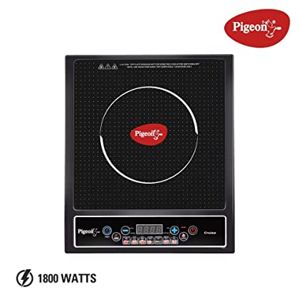 Pigeon by Stovekraft Cruise 1800-Watt Induction Cooktop