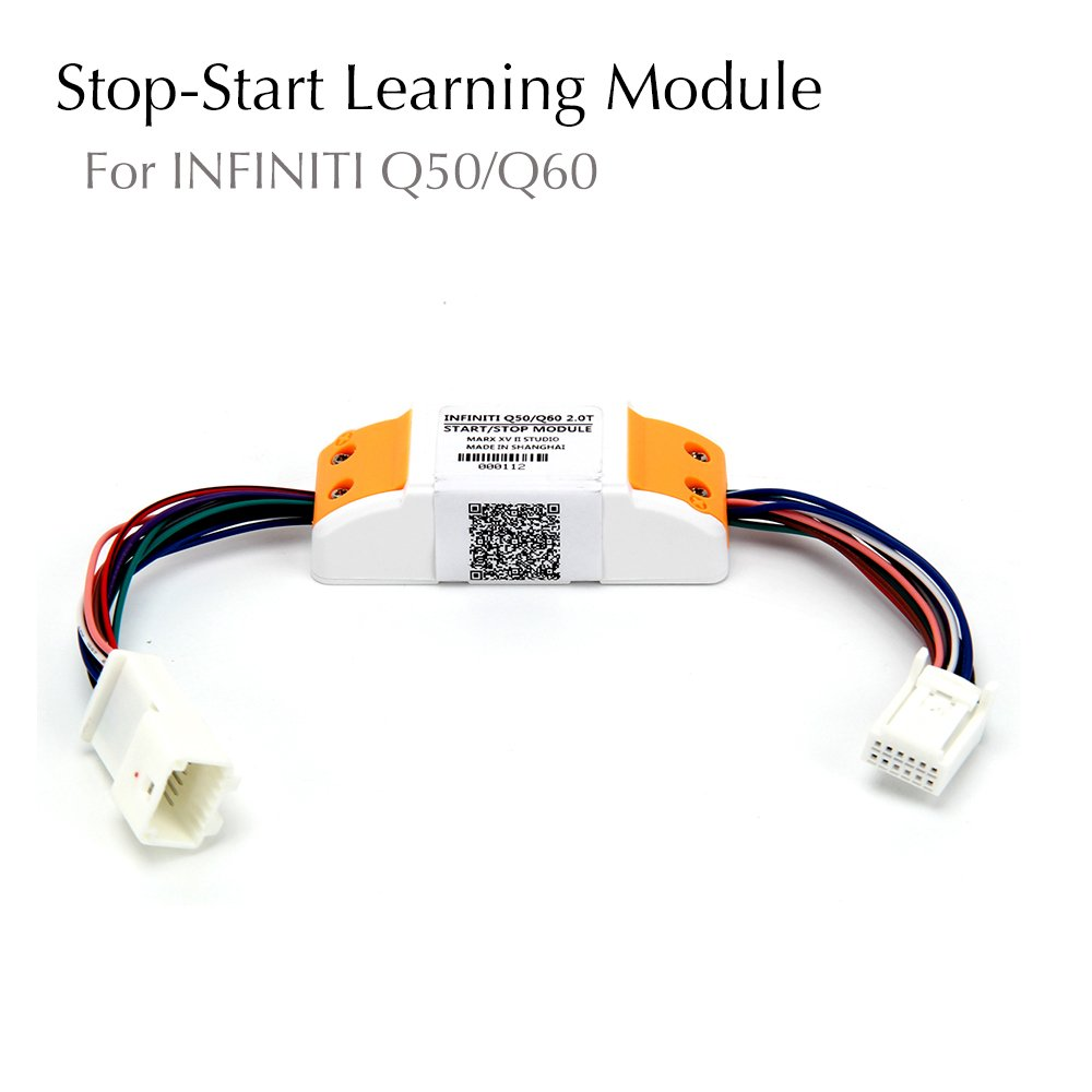 Naviup Stop Start Stt System Auto Close Module Learning Remote Starter Infiniti Q50 Suitable For Q60 The Will Turn Off Car Electronics