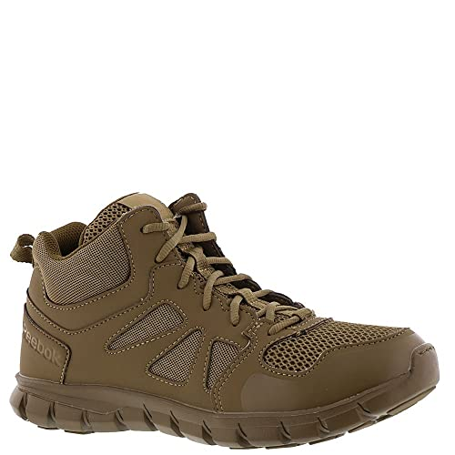 3f38b9b142fbbe Reebok Men s Sublite Cushion Tactical RB8406 Military Boot Brown ...