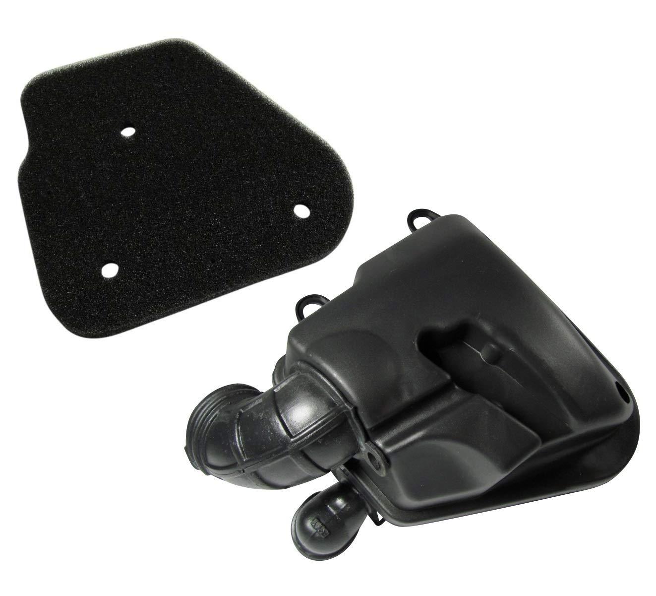 Luftfilterkasten//Luftfilter SG V1 f/ür Yamaha Aerox MBK Nitro 50 2T