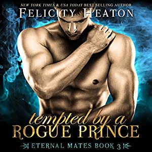 Tempted by a Rogue Prince Audiobook