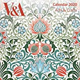 V&A Arts & Crafts - Mini Wall Calendar 2020 (Art Calendar)