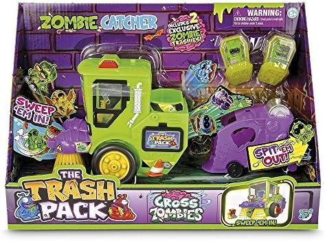 Trash Pack - Camión atrapa Zombies, playset (Giochi Preziosi 68497): Amazon.es: Juguetes y juegos