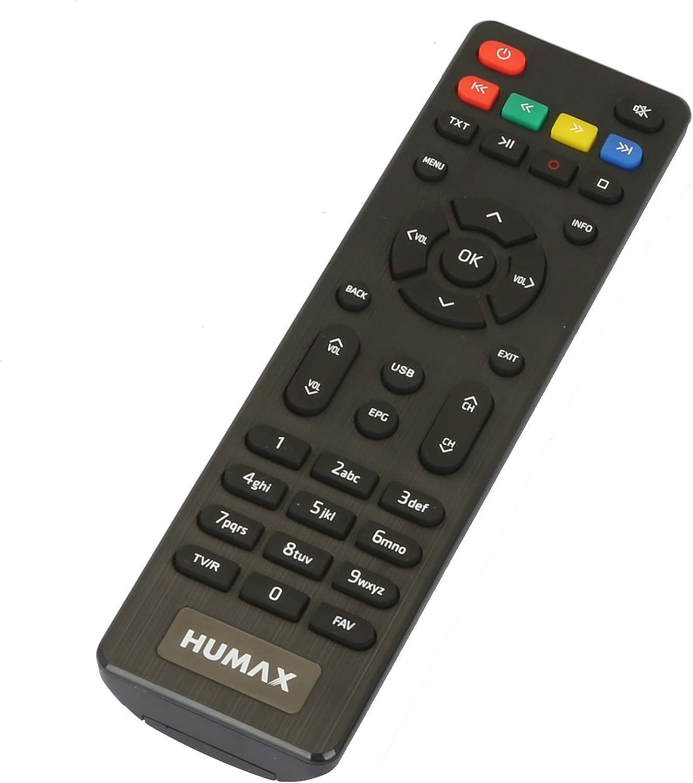 DVB-S//S2 Humax HD Nano Digitaler HD Satellitenreceiver 1080P Digital HDTV Sat-Receiver mit 12V Netzteil Camping inkl. conecto HDMI Kabel Astra vorinstalliert HDMI SCART